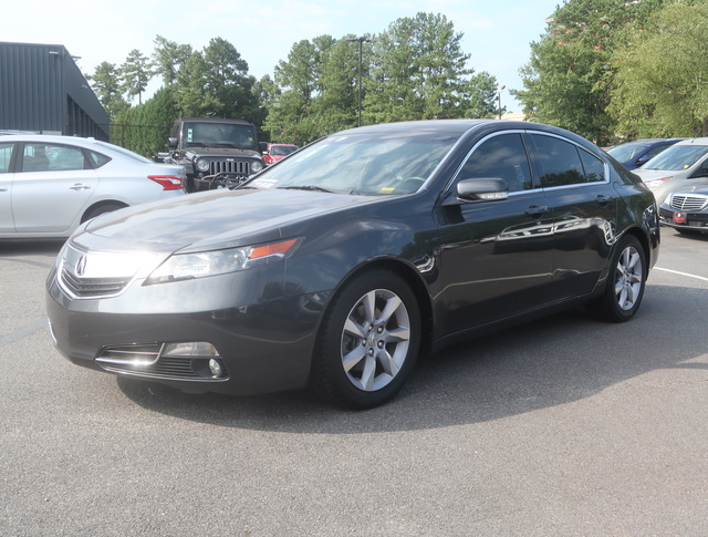 Pre-Owned 2014 Acura TL Tech