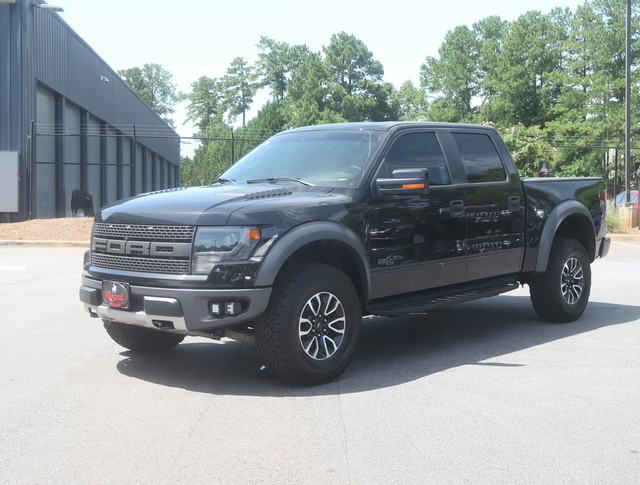 Pre-Owned 2014 Ford F-150 SVT Raptor