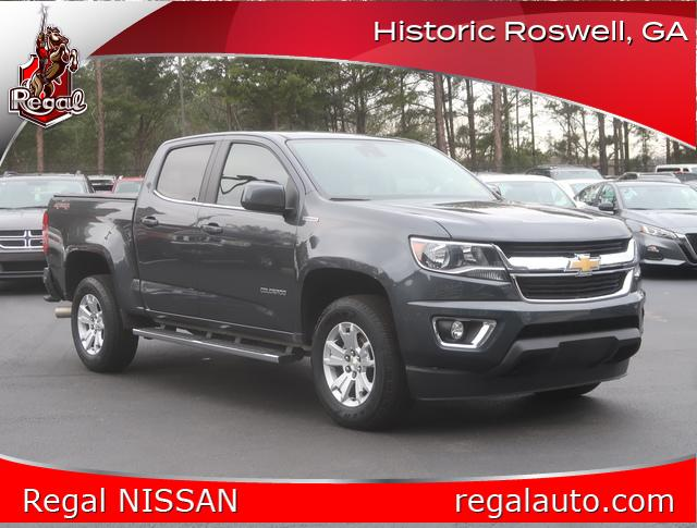 Used Chevrolet Colorado Roswell Ga