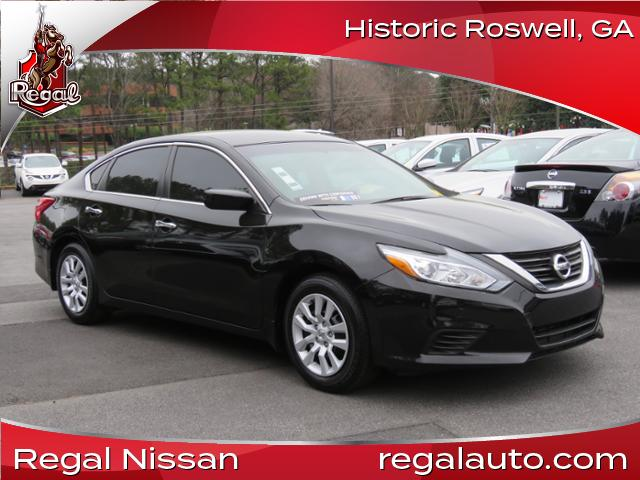 4dr Sdn I4 2 5 S Pre Owned 2016 Nissan Altima