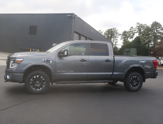 Pre-Owned 2017 Nissan Titan XD PRO-4X