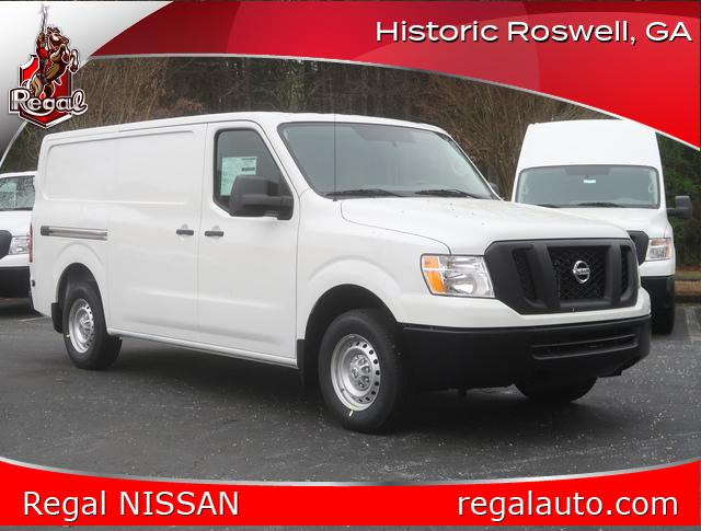 New 2020 Nissan NV2500 HD S