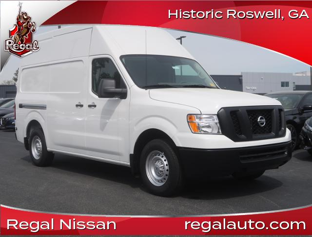 New 2019 Nissan NV Cargo NV2500 HD S