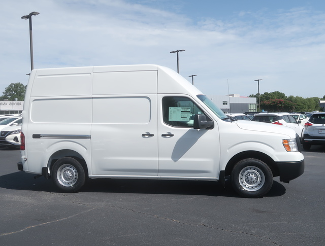 New 2019 Nissan NV2500 HD S
