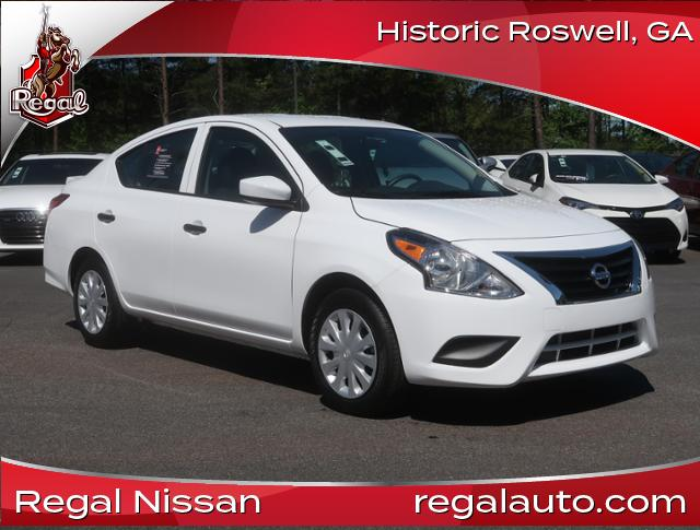 Certified Pre-Owned 2019 Nissan Versa Sedan S Plus