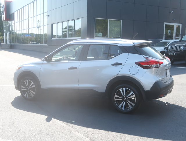 Certified Pre-Owned 2018 Nissan Kicks S