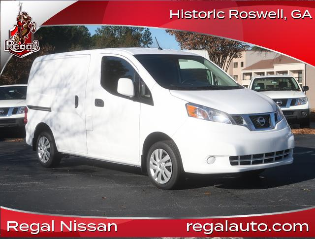 New 2019 Nissan NV200 SV