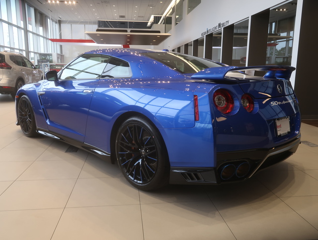 New 2020 Nissan GT-R