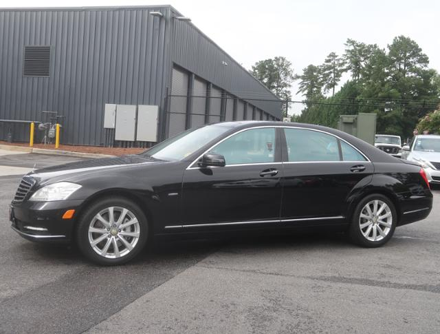 Pre-Owned 2012 Mercedes-Benz S-Class S 350 BlueTEC®