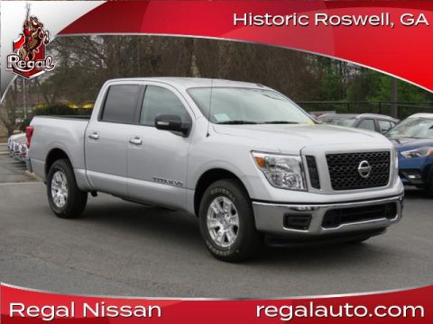 New Nissan Titan For Sale | Regal Nissan
