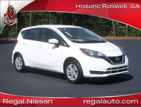 Pre-Owned 2019 Nissan Versa Note S